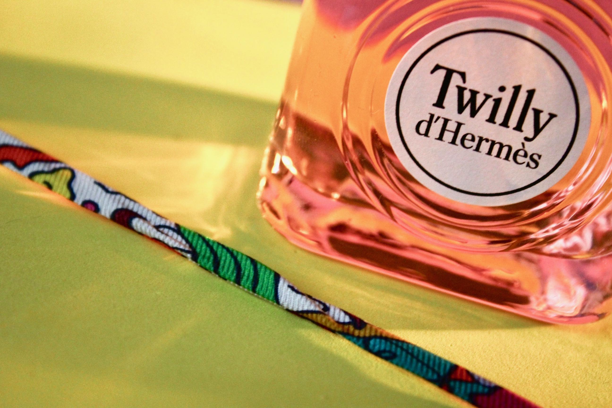 Perfume Review Twilly Dhermès By Hermès The Candy Perfume Boy