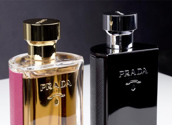 La Femme Prada Intense & L'Homme Prada Intense