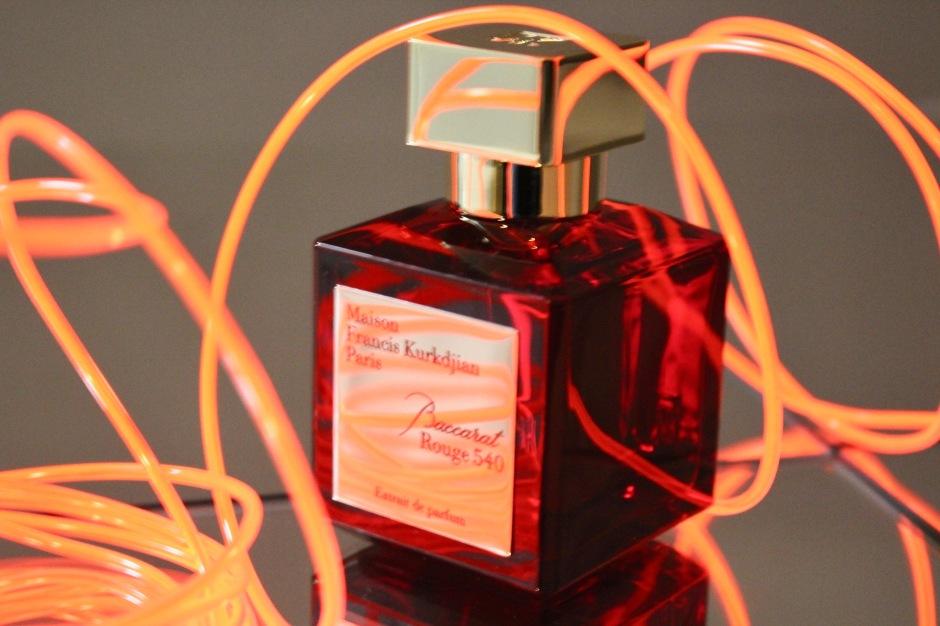 Perfume Review Baccarat Rouge 540 Extrait De Parfum By Maison