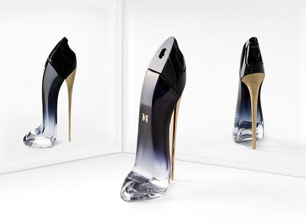 On Escentual Good Girl Legere By Carolina Herrera The Candy